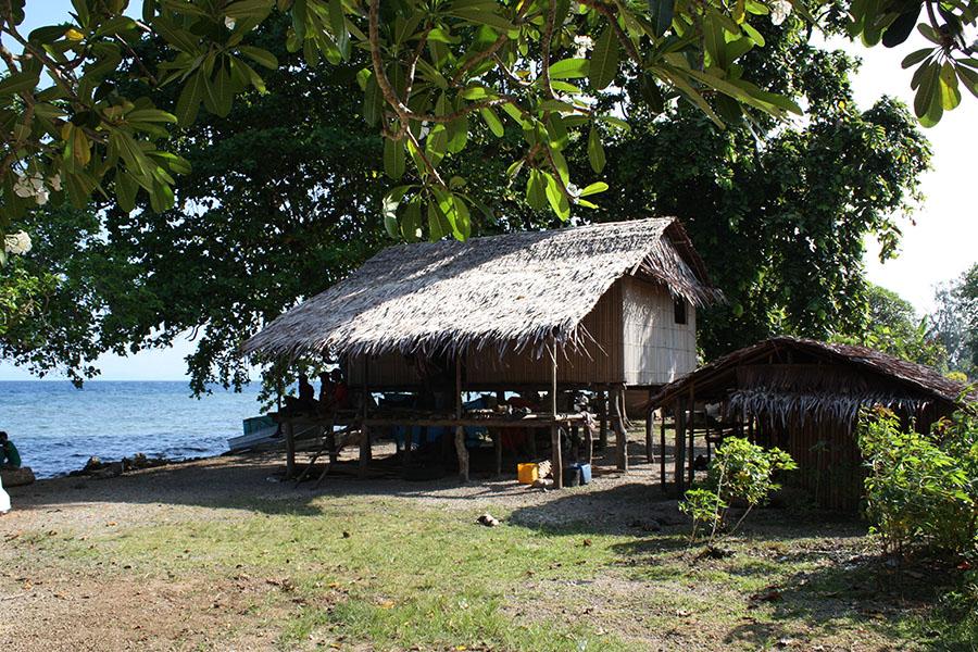Nuakata Island, Papua New Guinea